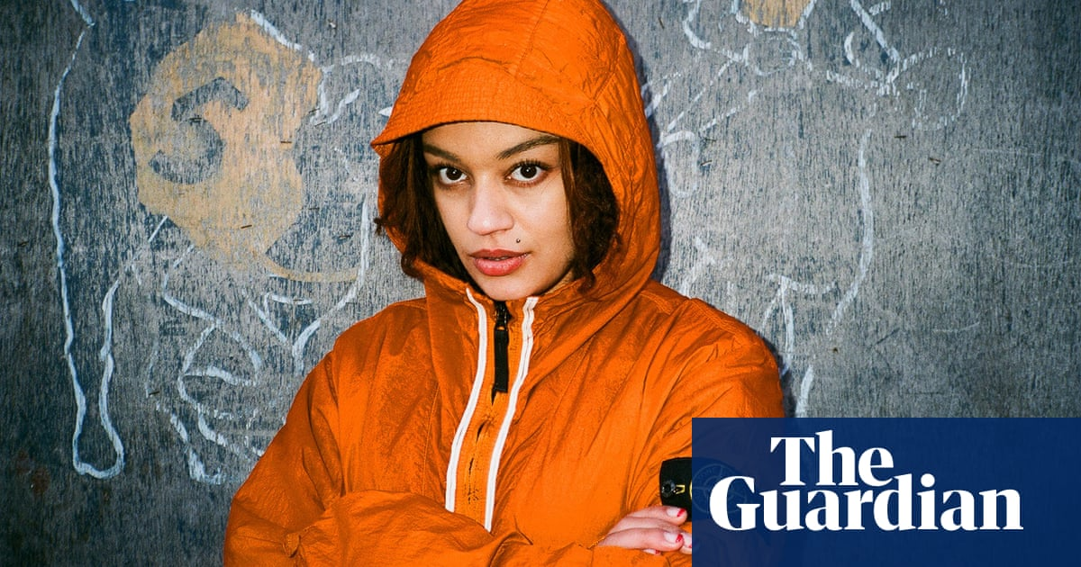 Scottish Album of the Year award: Nova becomes first grime winner