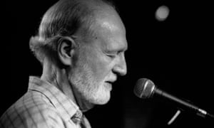 Wonderful ironic poetry … Mose Allison performing in London in 1995.