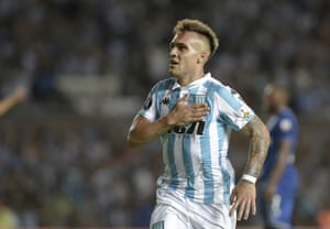 Inter have signed Lautaro Martínez from Argentina's Racing.