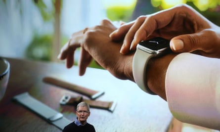 Tim Cook waxes lyrical about the many, many different ways to wear an Apple Watch.