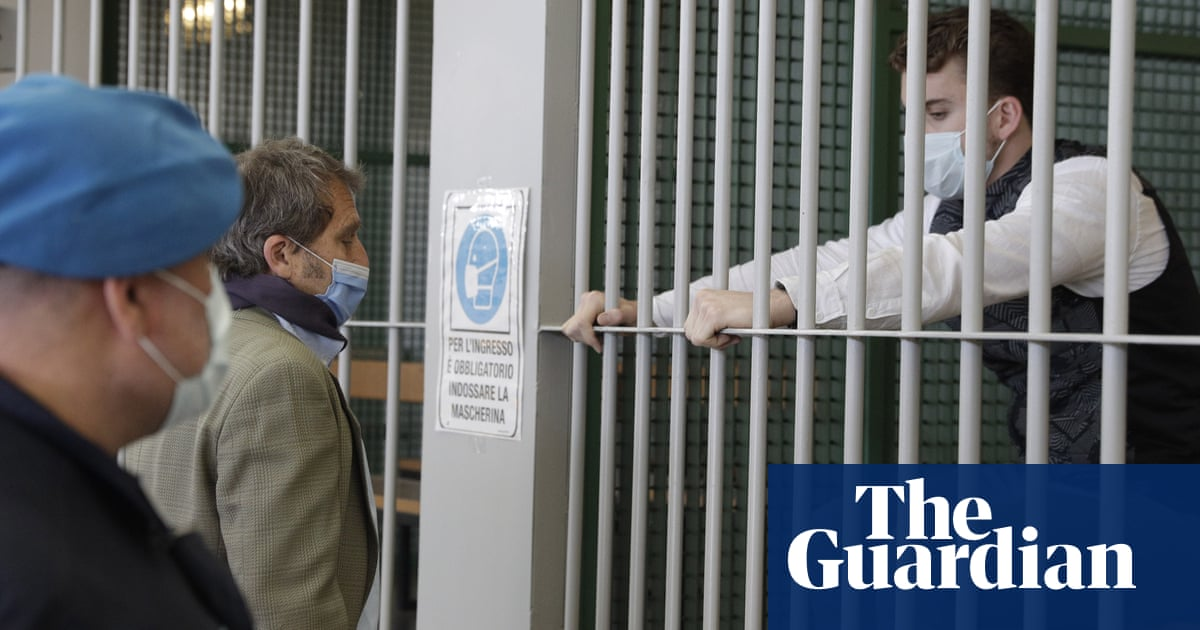 American students jailed for life for murder of police officer in Rome