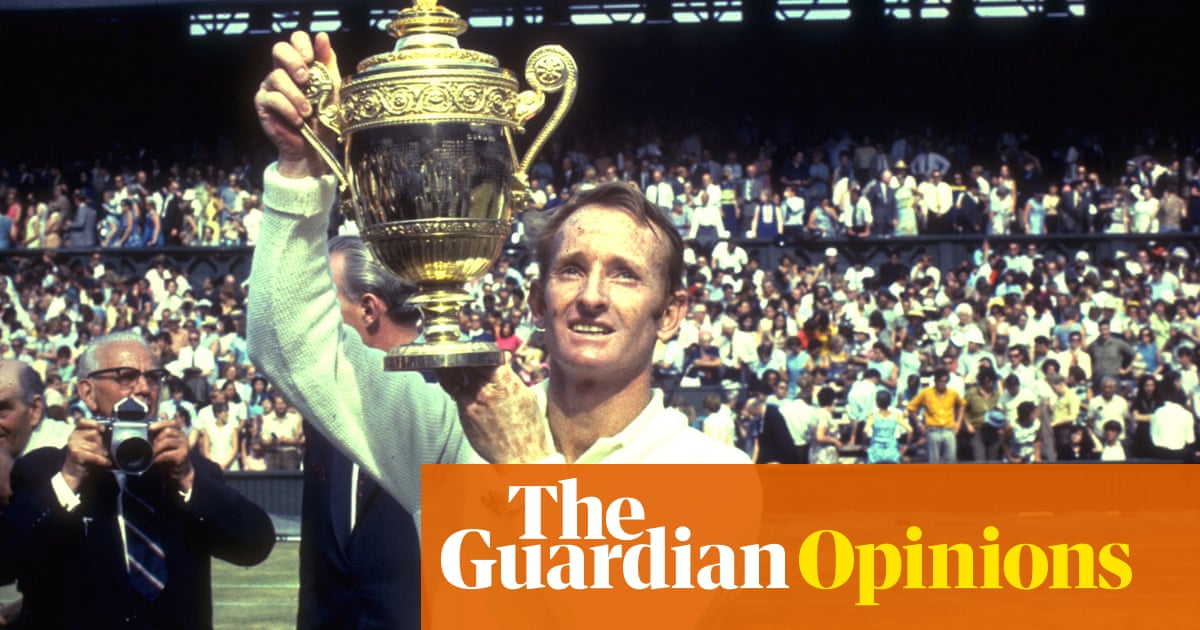 Rod Laver climbed tenniss sporting Everest twice, without asterisks | Linda Pearce