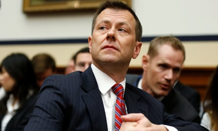 Peter Strzok: 'It was in no way, unequivocally, any suggestion that me, the FBI, would take any action whatsoever to improperly impact the electoral process for any candidate.'