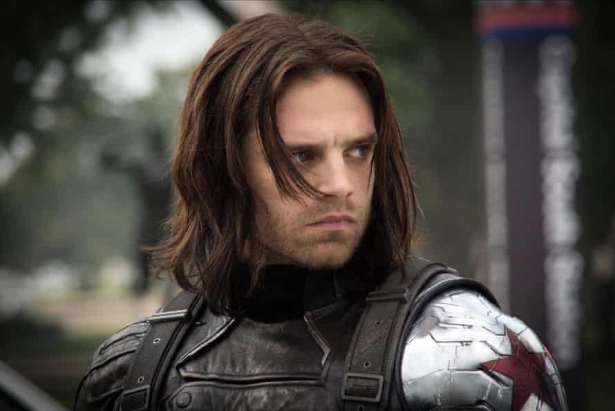 Captain America: Winter Soldier.