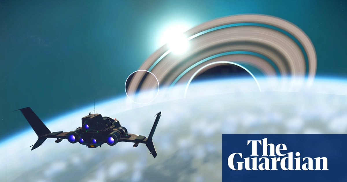 No Man's Sky Next review – wider horizons than ever before | Games
