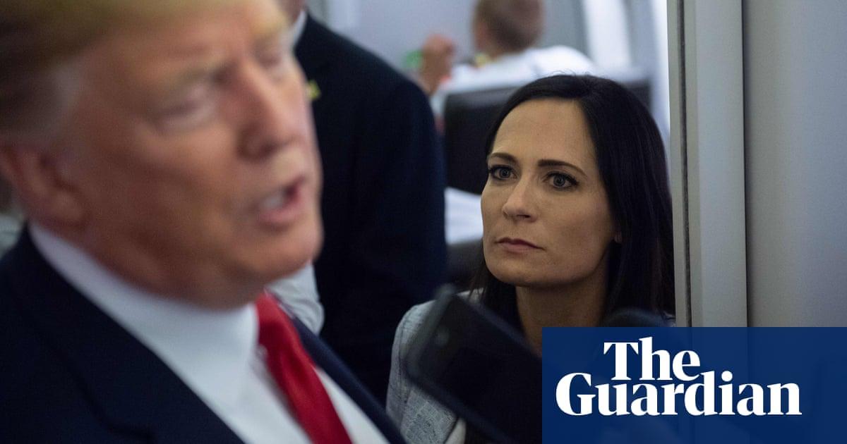 Ex-Trump press secretary Stephanie Grisham to release White House book