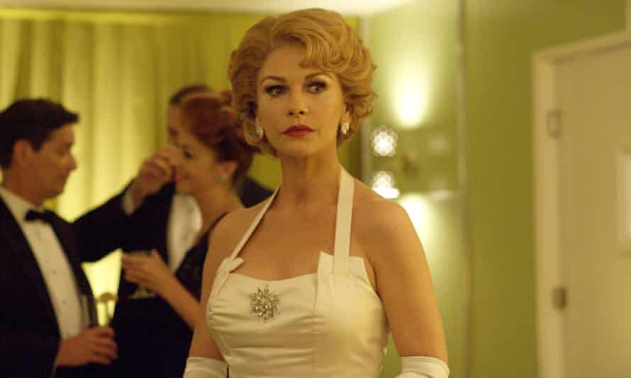 Catherine Zeta-Jones as Olivia de Havilland in Feud: Bette and Joan.