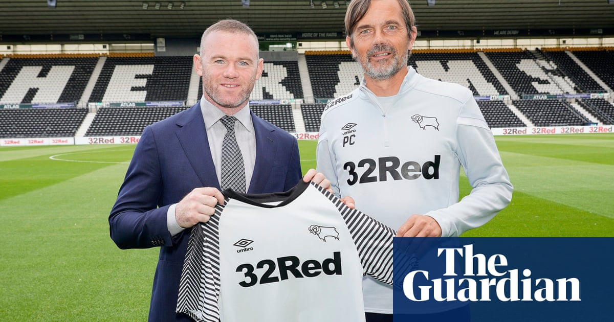 How will Derby and Phillip Cocu manage the world of Wayne Rooney?