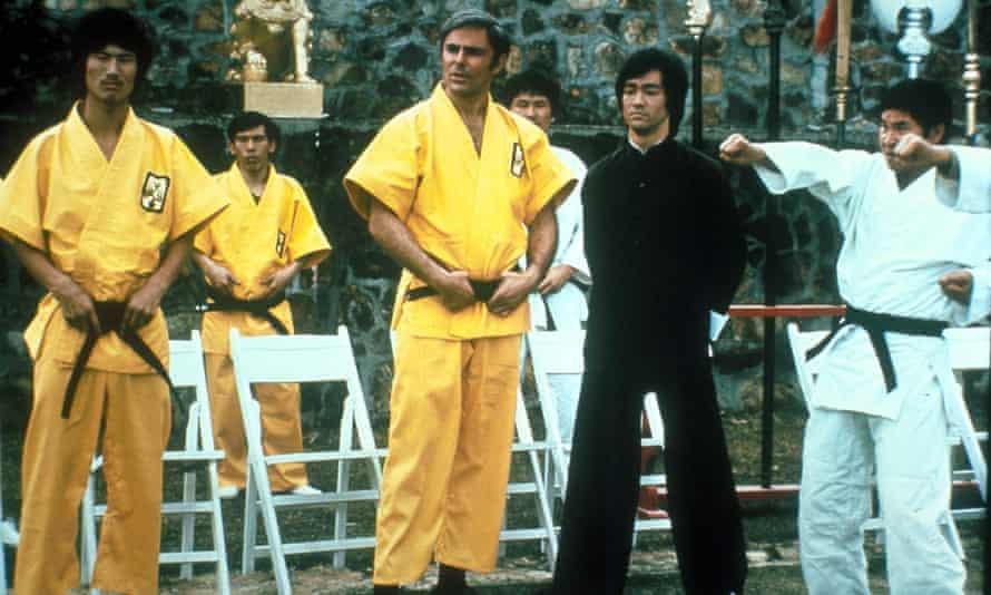 Inspirational … Enter the Dragon's international martial arts tournament.