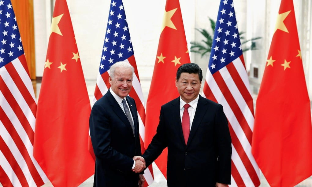 Is China stepping up its ambition to supplant USA as top superpower?