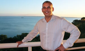 Northern Territory chief minister Adam Giles says the decision to lease the port rather than sell allows the government to ensure conditions are upheld.
