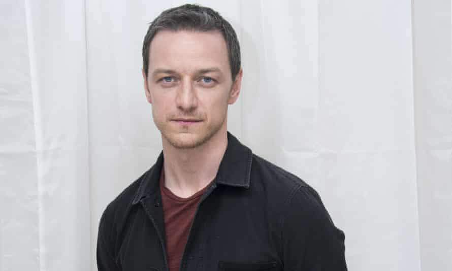 James McAvoy at the X-Men Apocalypse photo call in Cannes.