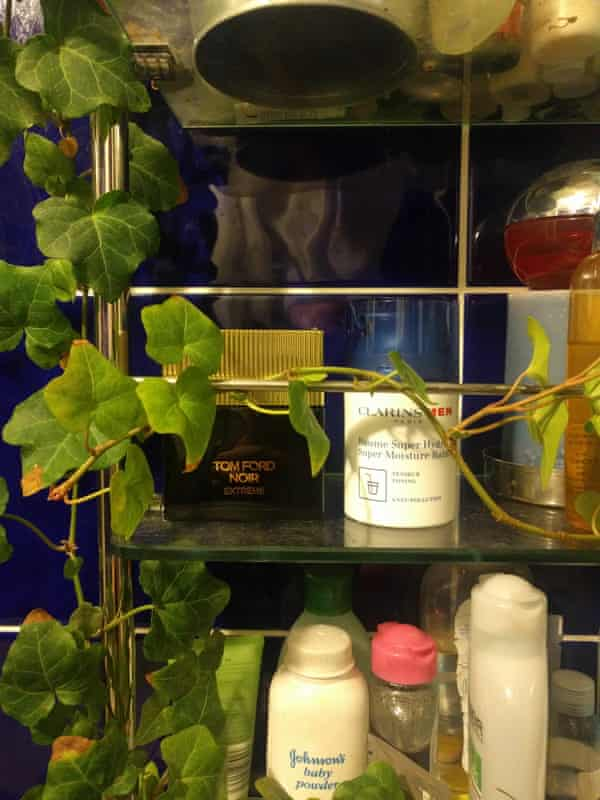 Ben Beaumont-Thomas's beauty products