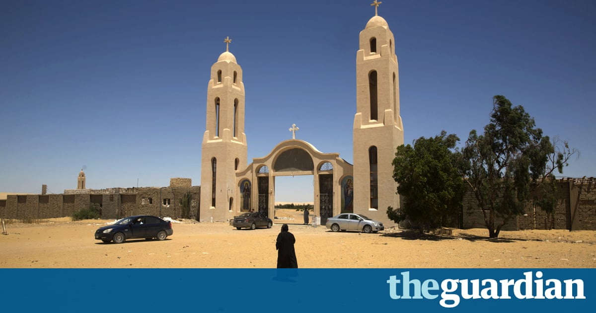 Coptic Christians accuse Egyptian government of failing to protect them