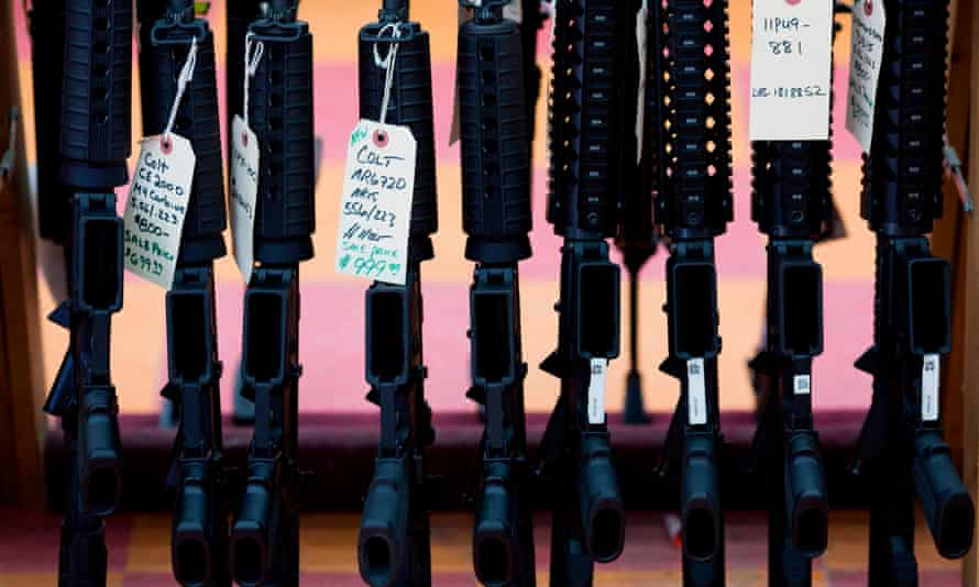 The previous national federal ban on assault weapons lapsed more than a decade ago, and Congress has not renewed it.