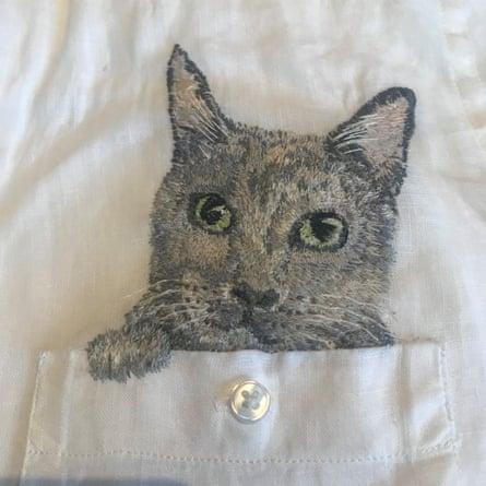 Laura Matty's pocket puss