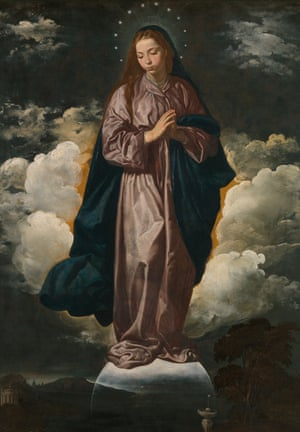 Diego Velázquez, The Immaculate Conception ,(1618-19)