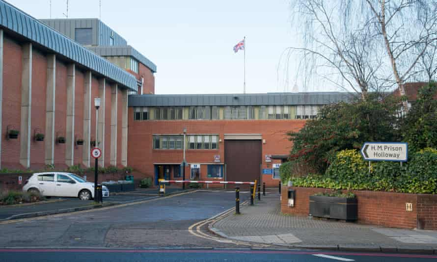 Holloway prison, which is due to close to make way for housing.