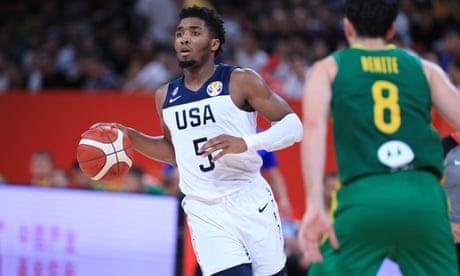 USA beat Brazil to reach 2020 Olympics and Fiba World Cup quarter-finals