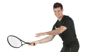 Tennis For Beginners >> Tennis Tips For Beginners Life And Style The Guardian