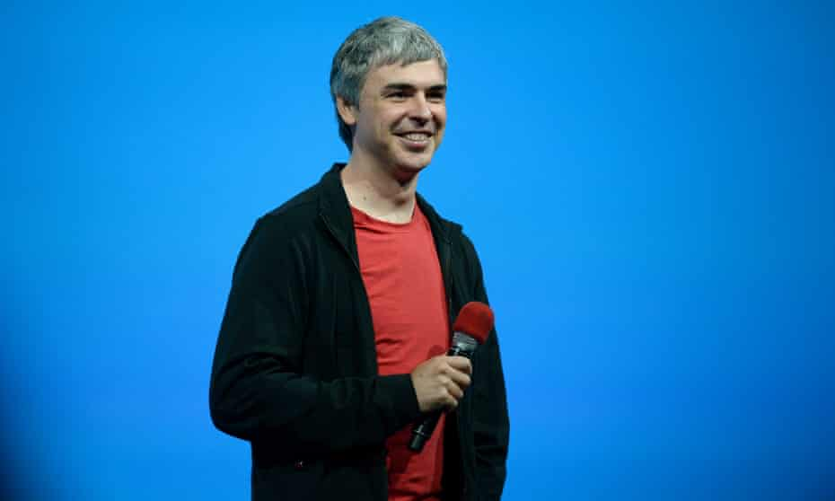 Larry Page steps down as CEO of Alphabetepa08042407 (FILE) - Larry Page, chief executive officer and co-founder of Google listens to questions from the audience during the keynote at the Google I/O developers conference at Moscone West Convention Center in San Francisco, California, USA, 15 May 2013 (Reissued 03 December 2019). Larry Page, CEO of Alphabet (parent company of Google), will step down from his position. Current Google CEO Sundar Pichai will take over along side his current position. EPA/JOHN G. MABANGLO *** Local Caption *** 50830838