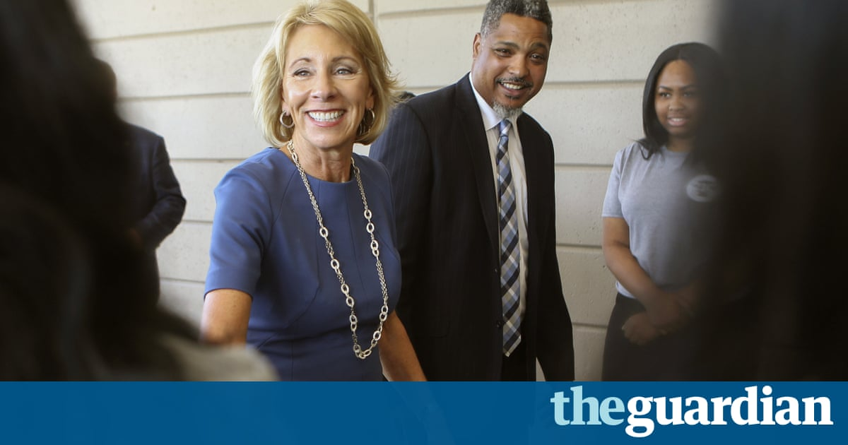 Betsy DeVos Scraps Obama Rules on Investigating Campus Sexual Assault