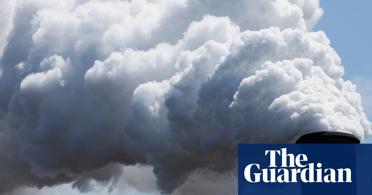 Australia's carbon emissions highest on record, data shows