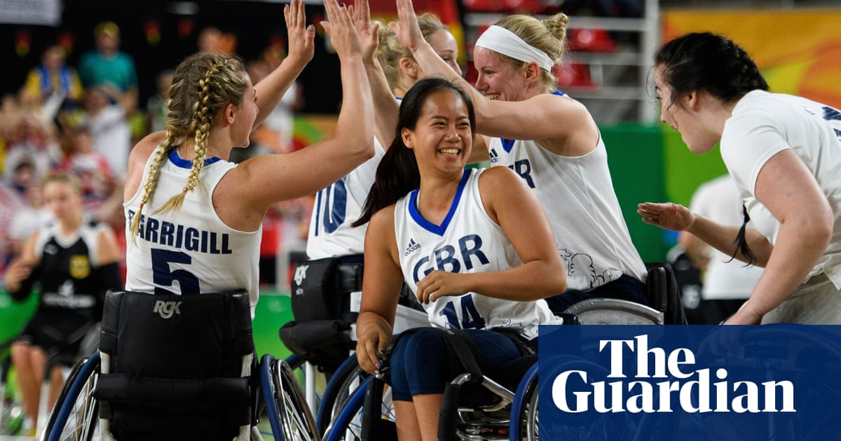 Women's wheelchair basketball makes groundbreaking professional move
