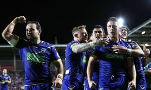 Steve Price has transformed Warrington's fortunes in a remarkable year.