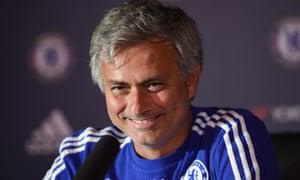 José Mourinho described Chelsea as 'the club close to my heart'.