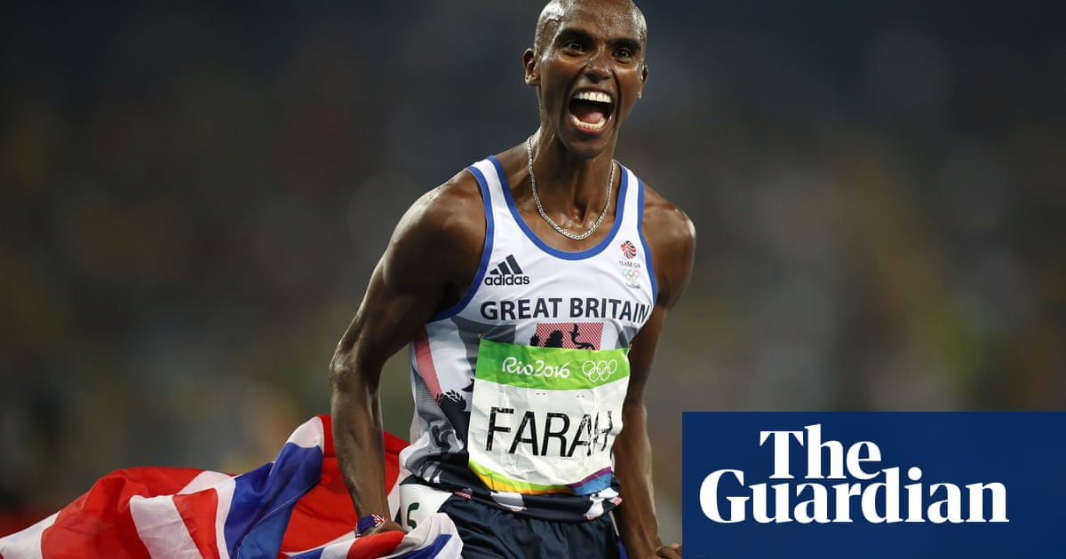 I would have left if I had known about Alberto Salazar, says Mo Farah