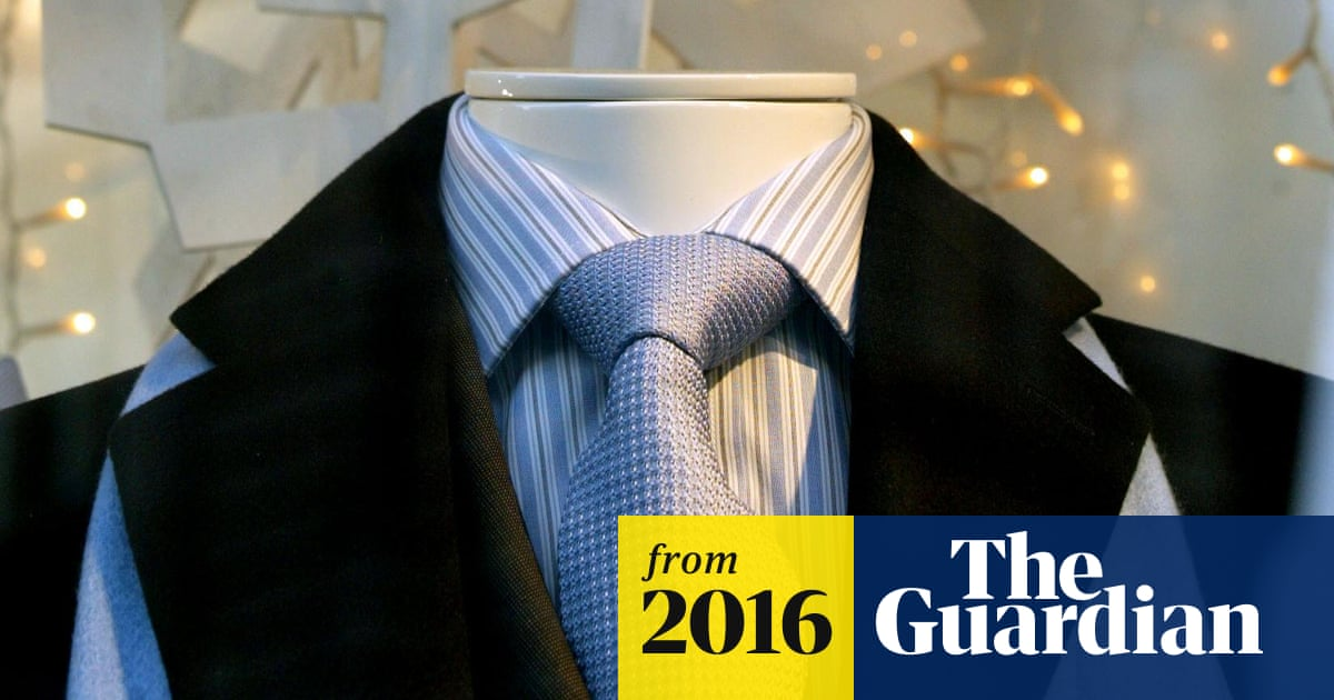 Upmarket Tailor Austin Reed Goes Into Administration Retail Industry The Guardian