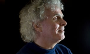 'The feeling of coming home is important' … Simon Rattle.