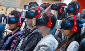 Look and learn: 'I wonder if emotional VR is necessary for some of my peers, given how empathetic they are already'