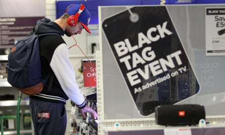 Black Friday Warning As Report Finds Only Half Of Offers Are The Real Deal Black Friday The Guardian