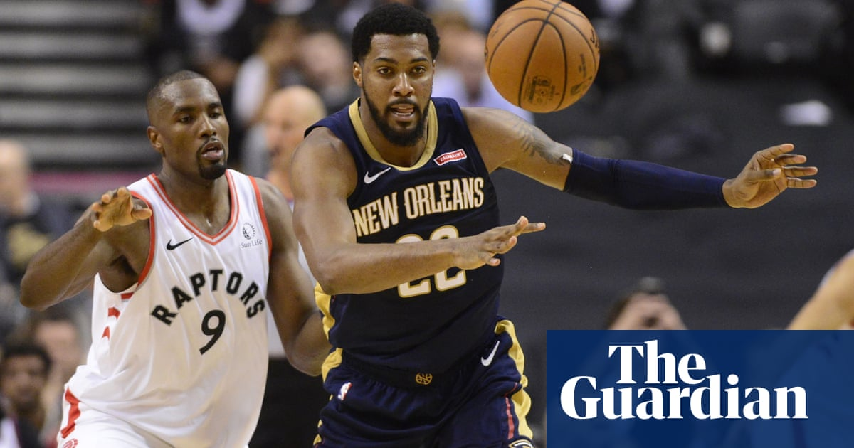 Chinese state TV blacks out NBA season opener after threat of 'retribution' | Sport | The Guardian