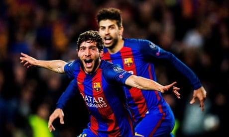 Barcelona Fc Vs Psg 6 1