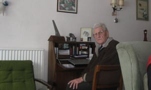 Jacques Kirk, who died aged 96 in a care home in St Albans.