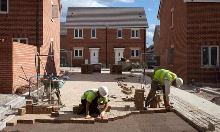 Persimmon homes were on average 10.8sq m too small – about the size of a double bedroom.