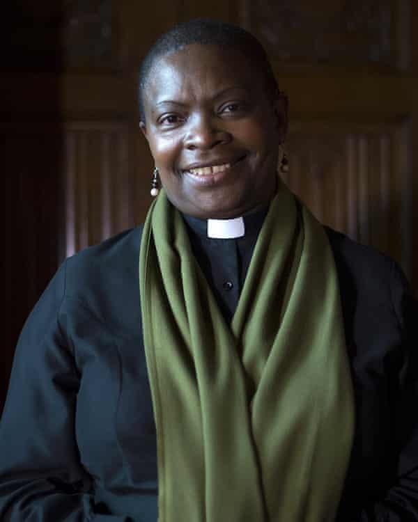 Rose Hudson-Wilkin, bishop of Dover