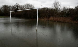 Kickabout postponed in Hendon, north London