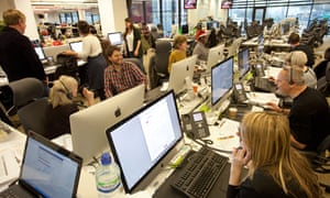 Guardian and Observer editors and journalists manned the phones for the refugee appeal charity telethon on Saturday.