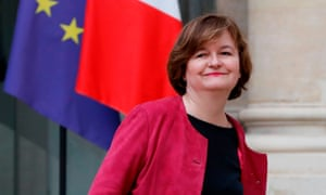 France's EU affairs minister, Nathalie Loiseau