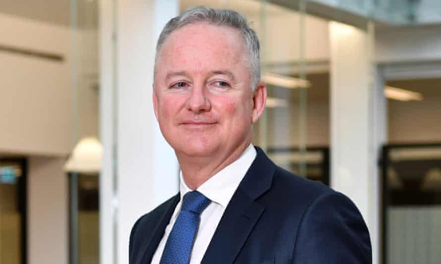 Nine chief executive Hugh Marks