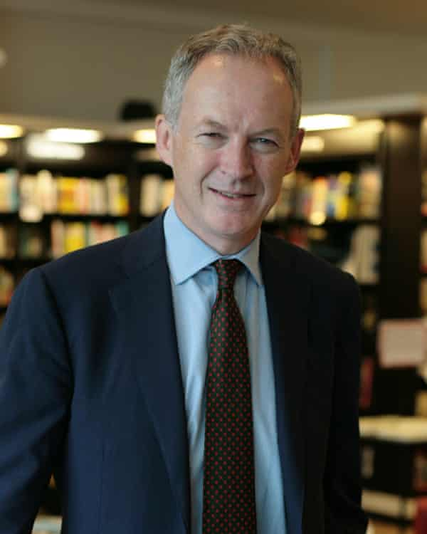 'We need our customers to behave sensibly, which they generally do' … James Daunt, managing director of Waterstones.