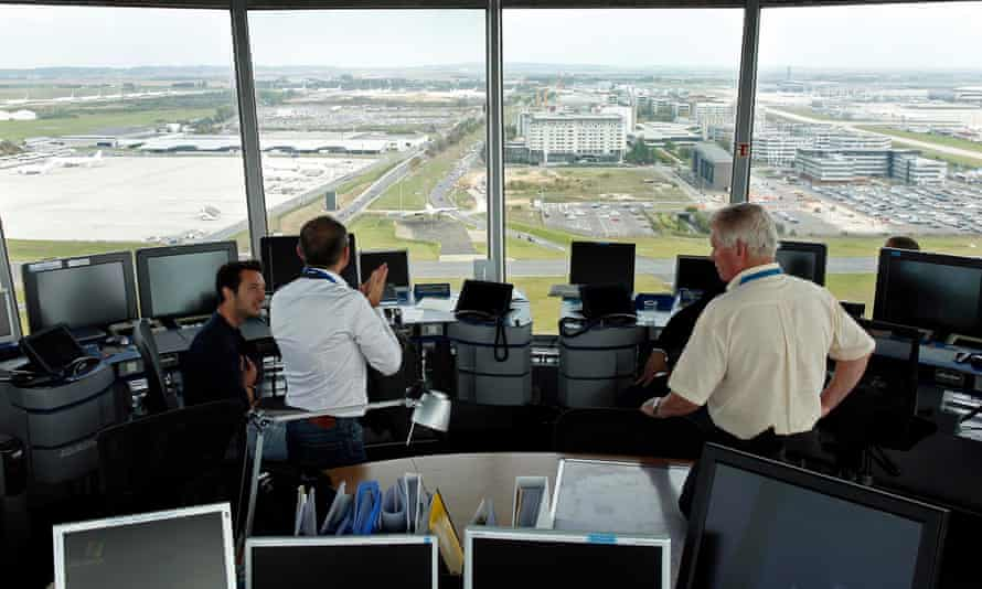 France's air traffic controllers were on strike a total of 254 days between 2004-16, the report found.