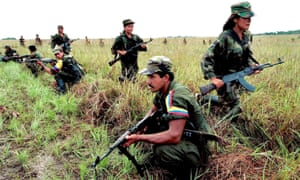 Colombia Farc Revolutionary Armed Forces military