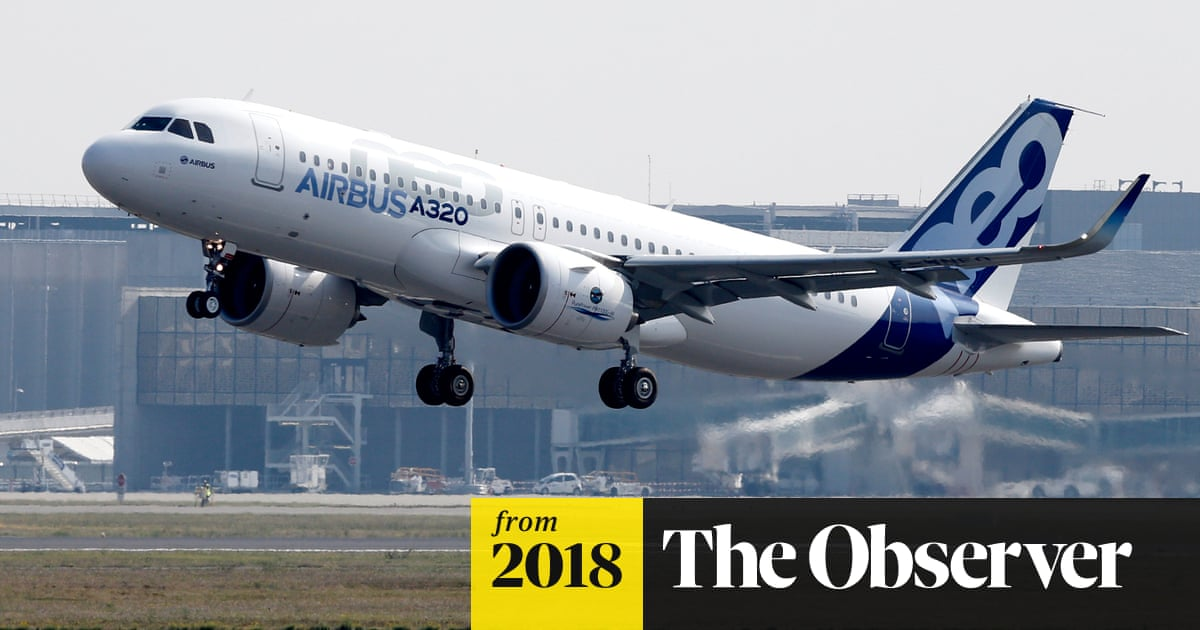 Airlines ignoring efficient planes in blow to carbon targets – study