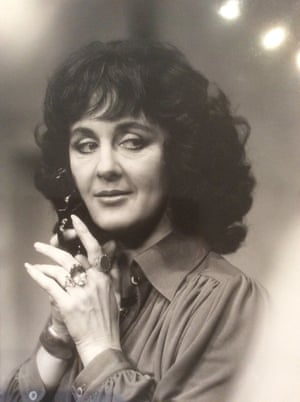 Janet Hargreaves as Rosemary Hunter in Crossroads in 1980
