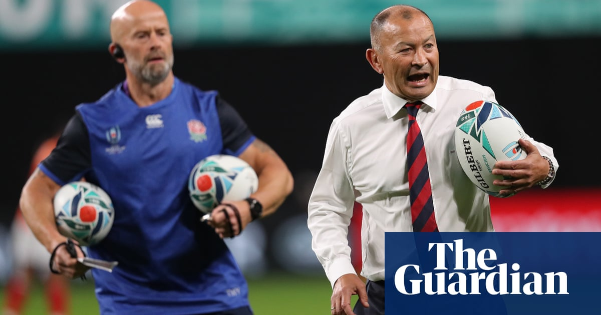 England 35-3 Tonga: Eddie Jones says Sir Alex Ferguson helped inspire team – video